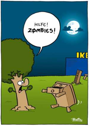 biweekly German comic